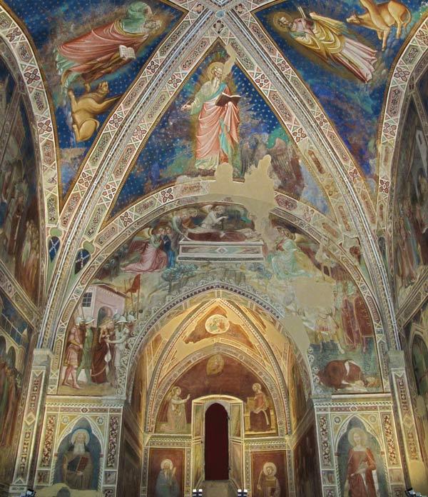 Oratorio Di Santa Caterina Delle Ruote Bagno A Ripoli
