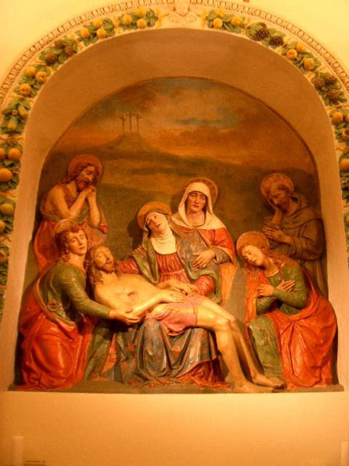 La chiesa e il convento di san francesco dell 39 incontro - Via villamagna 113 bagno a ripoli ...