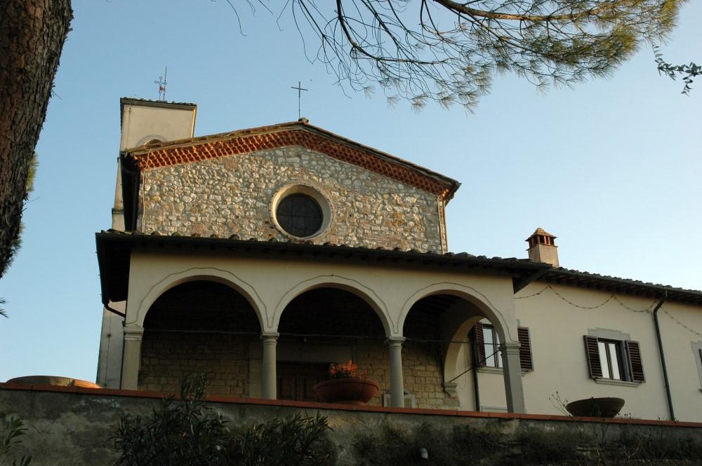 Chiesa di santa maria a quarto bagno a ripoli echianti - Bagno di ripoli ...