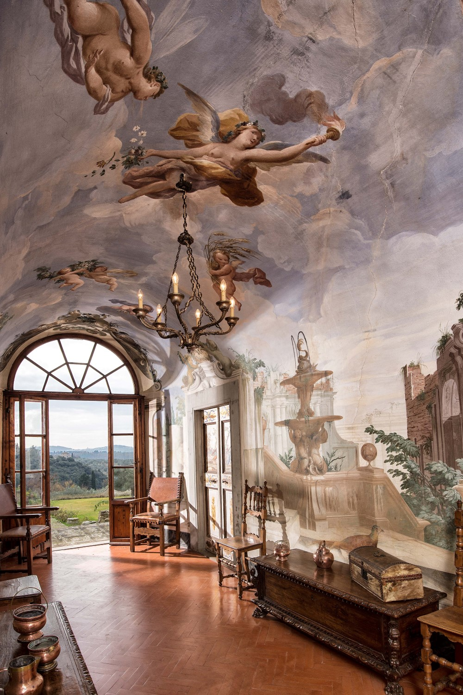 Villa medicea di lilliano wine estate bagno a ripoli - Bagno di ripoli ...