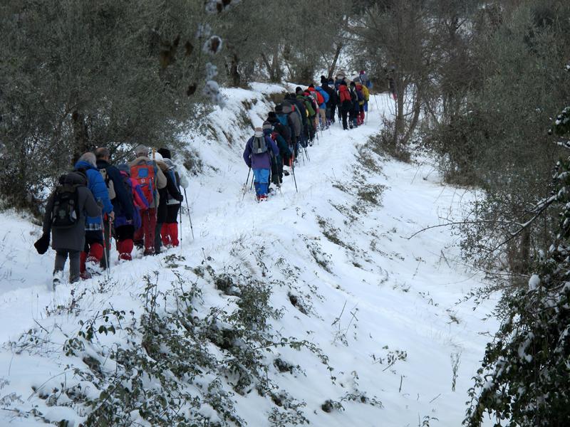Gruppo Trekking Bagno a Ripoli - Bagno a Ripoli eChianti