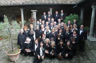 """""""Coro Sociale"""" della Società di Mutuo Soccorso Filarmonica e Corale di Grassina"""