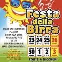 Dal 23 giugno al 3 luglio arriva la festa della birra del Belmonte