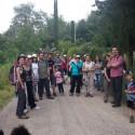 Buona la prima! Super successo per l'escursione all'Antella | FOTO
