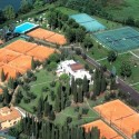 Match Ball Firenze Country Club: una isola verde dedicata al grande tennis