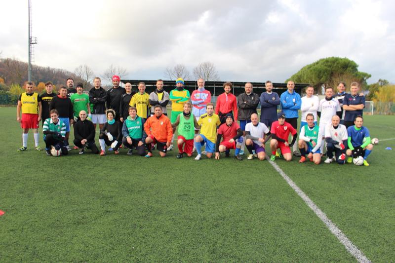Scuola calcio bagno a ripoli a natale scendono in campo for Bagno a ripoli calcio