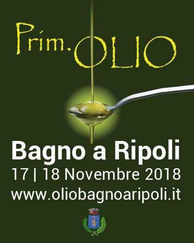 Prim.Olio - Bagno a Ripoli 17 | 18 Novembre 2018