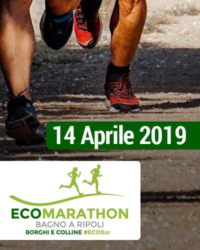 Ecomarathon di Bagno a Ripoli 14 Aprile 2019