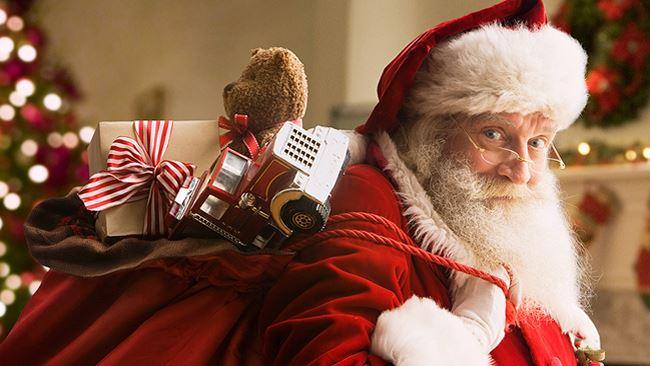 Babbo Natale A Casa Dei Bambini.Babbo Natale All Antella Per Ritirare Le Lettere Dei Bambini